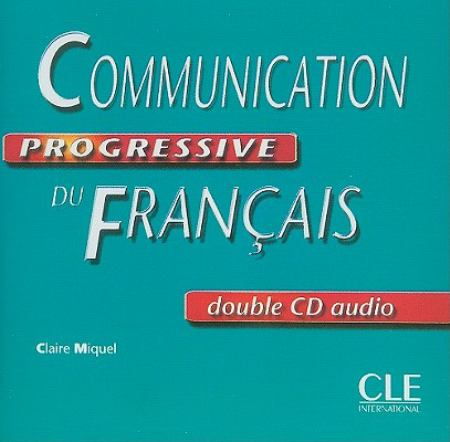Communication Progressive du franсais Intermеdiaire 365 activitеs - CD audio (2)