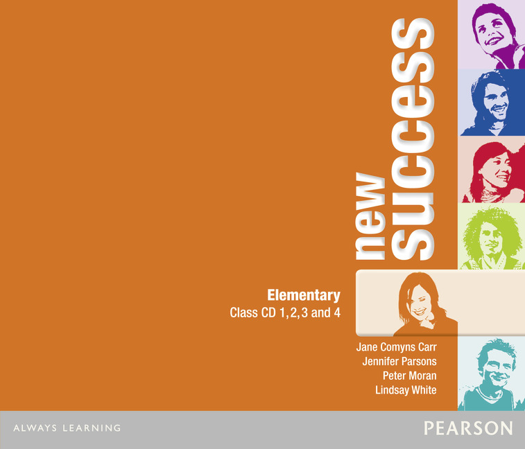 New Success Elementary Class Audio CD
