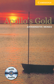 Apollo's Gold (with Audio CD)