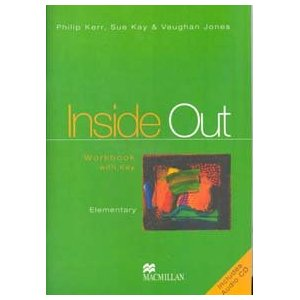 Inside Out Elementary Workbook with Key + СD