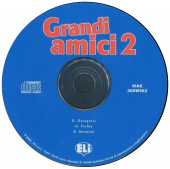 Grandi amici 2: CD-audio