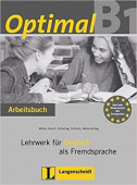Optimal: B1 Arbeitsbuch mit Audio-CD