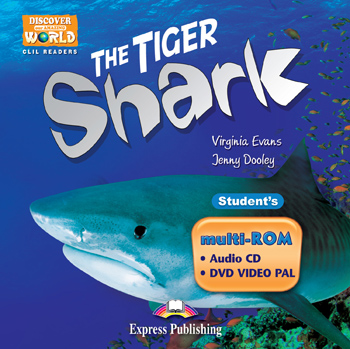 The Tiger Shark Student's multi-ROM (Audio CD / DVD Video PAL)