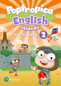 Poptropica English Islands 2 Posters