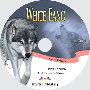 Classic Readers Level 1 White Fang Audio CD