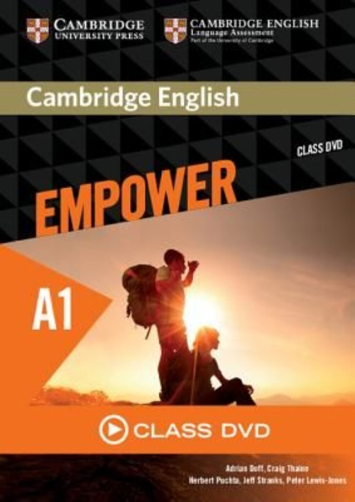 Cambridge English Empower Starter Class DVD