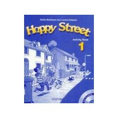 Happy Street 1 Activity Book and Multi-ROM Pack