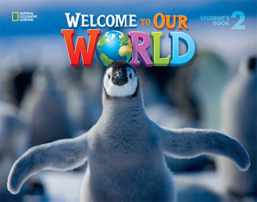 Welcome to Our World 2 Students Book