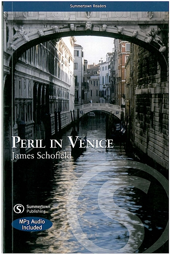 Summertown Readers: Peril in Venice Intermediate with CD