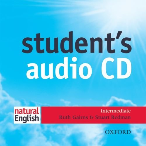natural English Intermediate Student's Audio CD