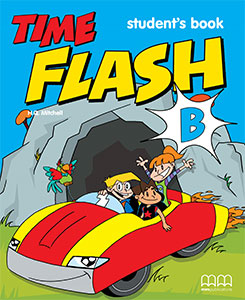 Time Flash B Student's Book
