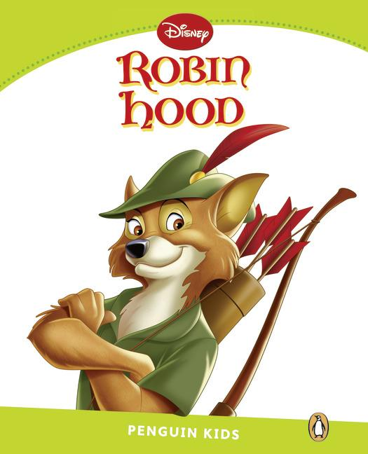 Penguin Kids Disney 4 Robin Hood