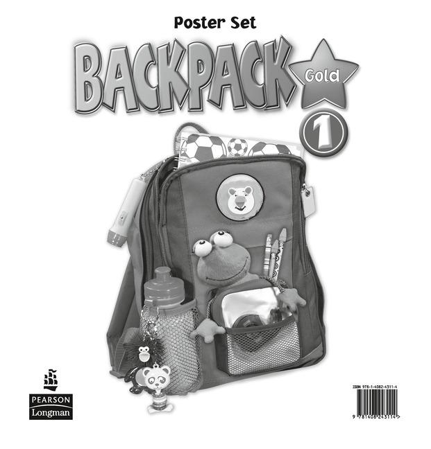 Backpack Gold Level 1 Posters