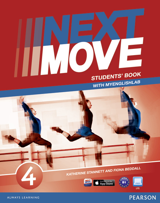 Next Move 4 Students Book & MyLab Pack