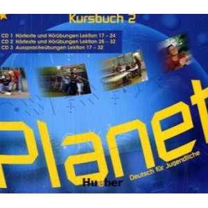 Planet 2 Audio-CDs zum Kursbuch (3)