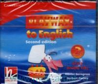 Playway to English (Second Edition) 2 Class Audio CDs (Лицензия)