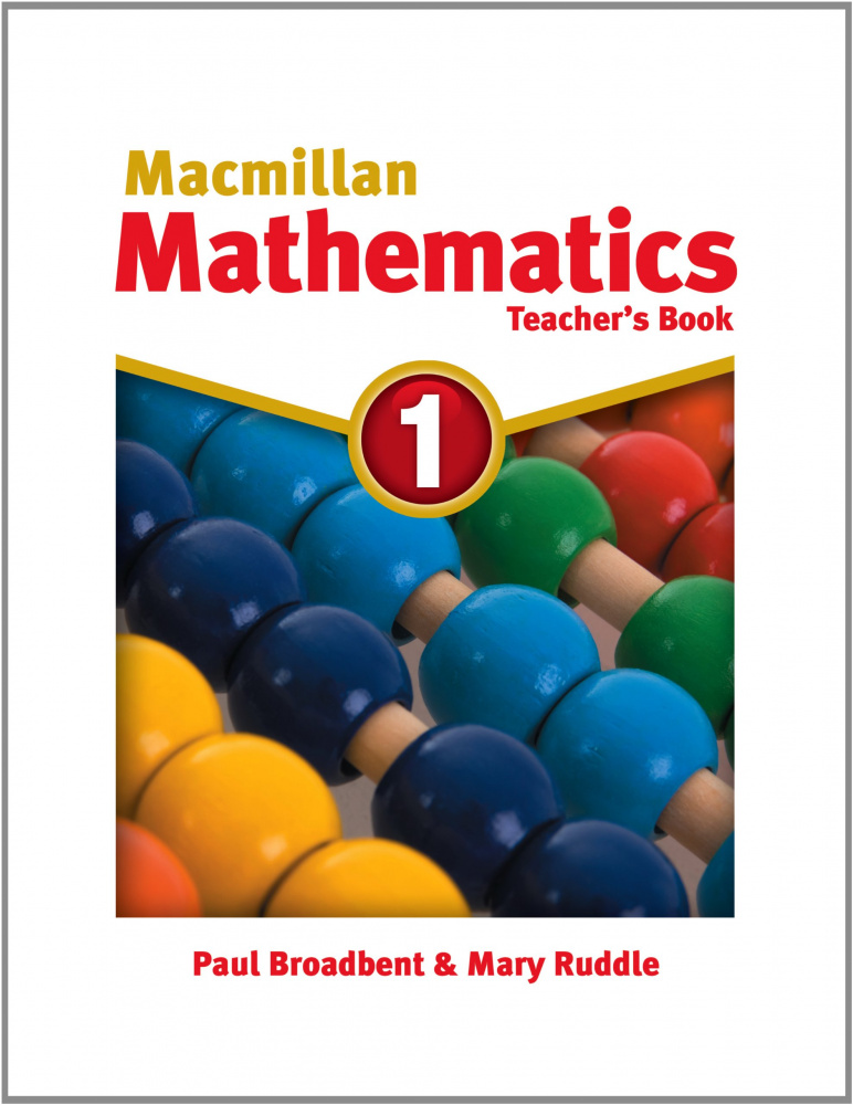 Macmillan Mathematics 1 Teacher's Book