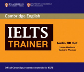 IELTS Trainer Audio CDs(3)