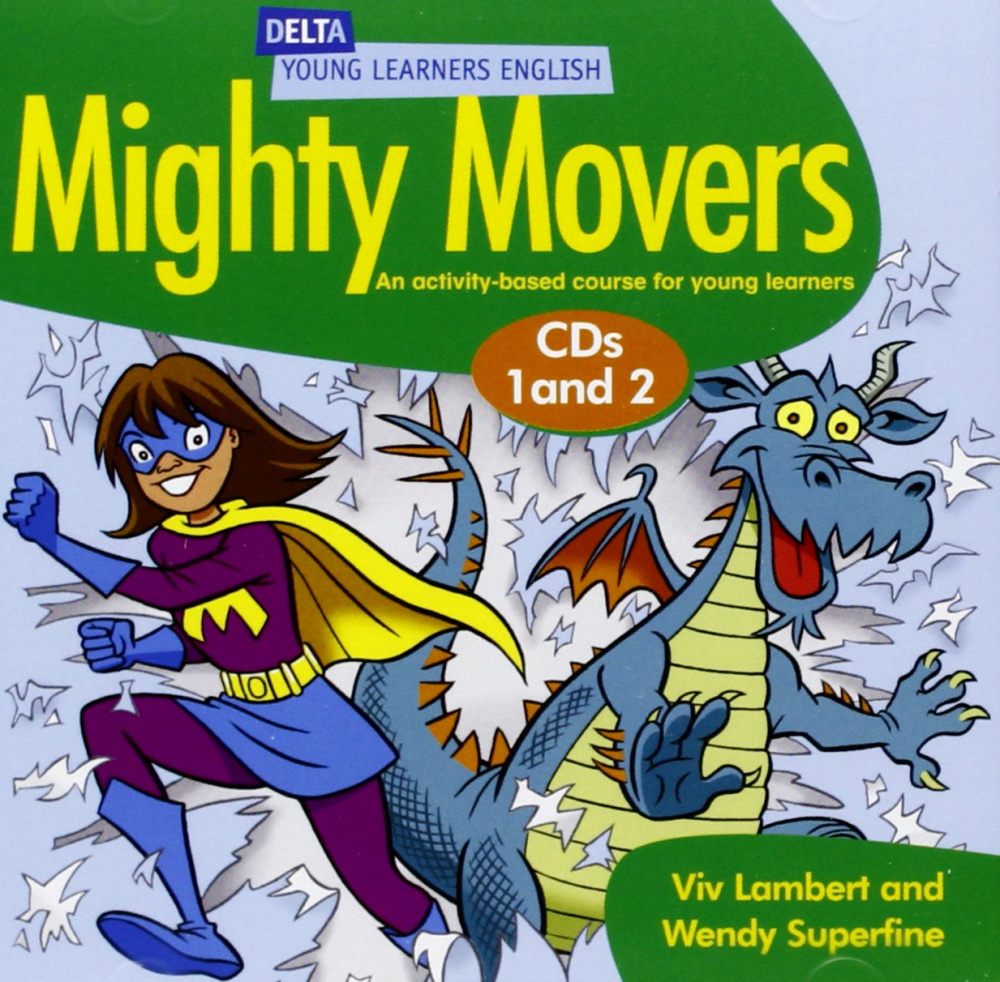 Delta Mighty Movers Class Audio Pack