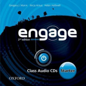 Engage 2nd Edition Starter Audio CDs (2)