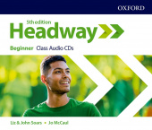 Headway Fifth edition  Beginner Class Audio CDs