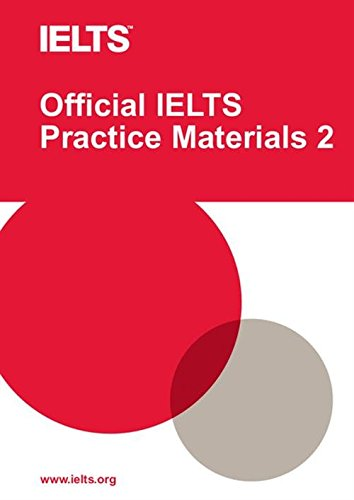 Official IELTS Practice Materials 2 Paperback with Audio CD