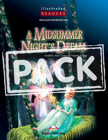 Illustrated Readers Level 2 A Midsummer Night's Dream (+ Audio CD)