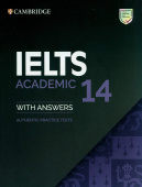 IELTS 14 Academic Student's Book with Answers without Audio