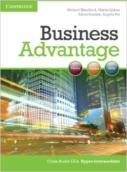 Business Advantage Upper-intermediate Audio CDs (2) (Лицензия)