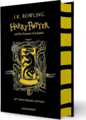 Harry Potter and the Prisoner of Azkaban (Hufflepuff Edition) - Hardcover