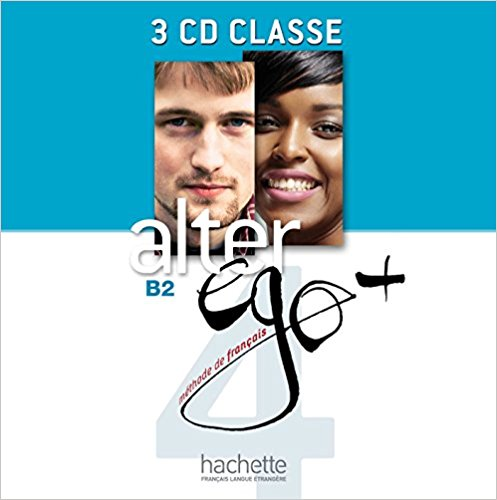 Alter Ego Plus 4 CD audio classe (3)