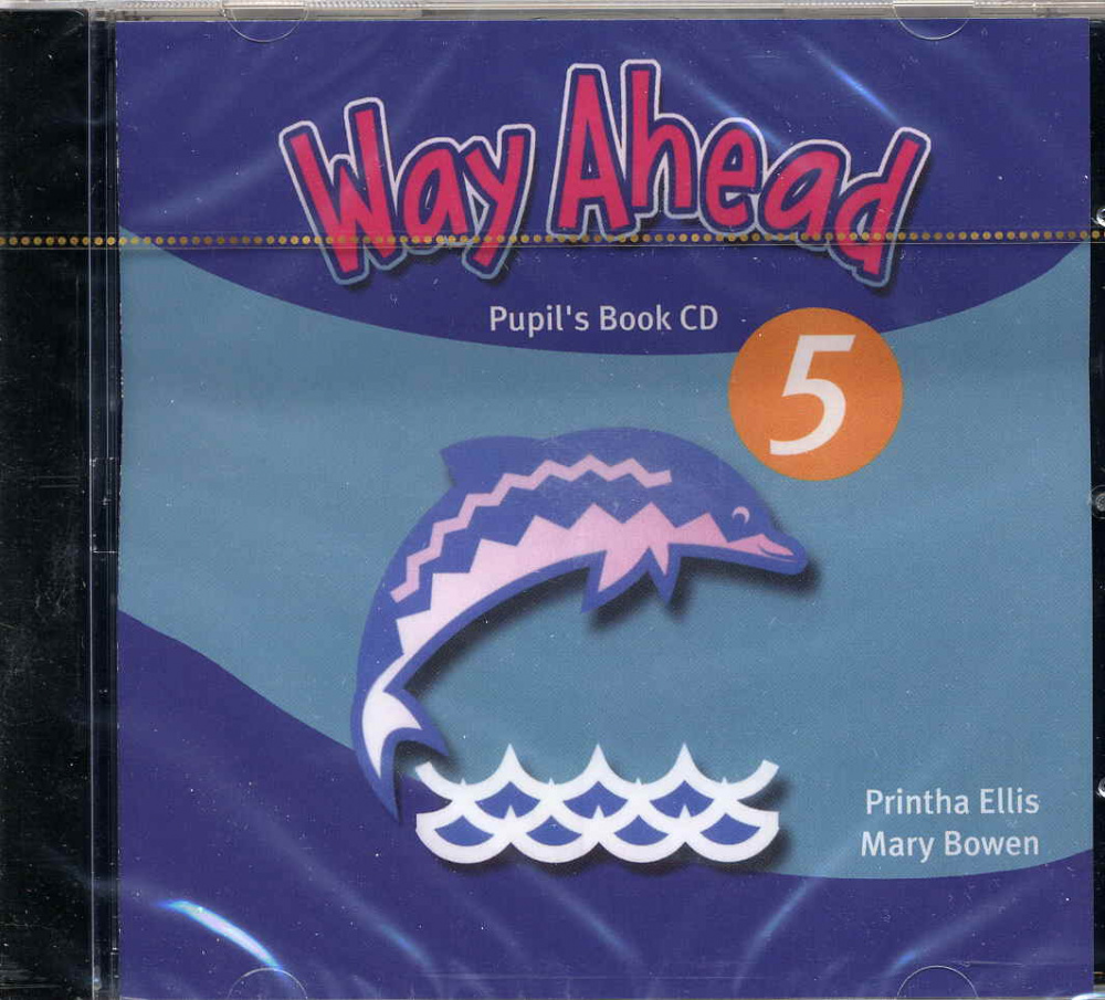 New Way Ahead 5 Pupil's Book CD (1) (Лицензия)