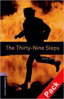 OBL 4: The Thirty-Nine Steps Audio CD Pack