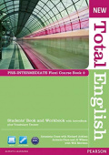 New Total English Pre-Intermediate Flexi 2 (Split Edition: Student's Book & Workbook)