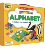Learning Mats: Alphabet.