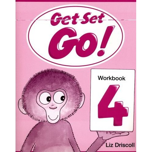 Get Set Go! 4 Workbook