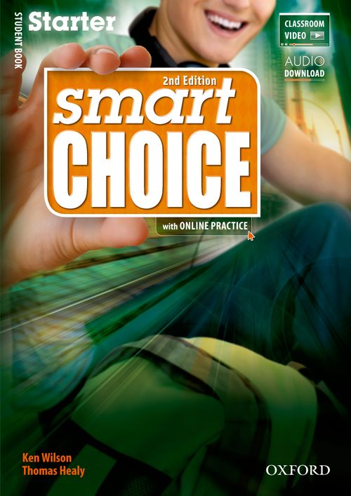 Smart Choice Second Edition Starter Student Book and Digital Practice Pack