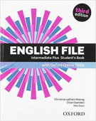 English File Third Edition Intermediate Plus Student's Book with Student's Site and Online Skills Pack