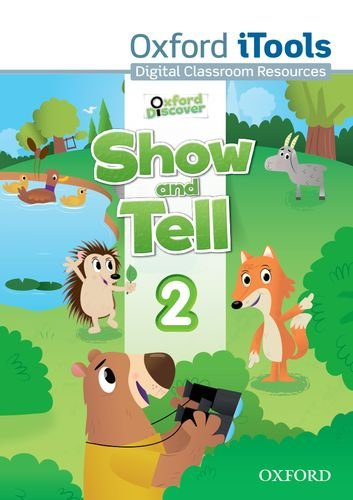 Show and Tell Level 2  iTools