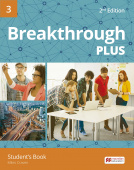 Breakthrough Plus 2nd Edition 3 Student's Book + DSB
