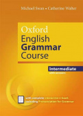 Oxford English Grammar Course: Intermediate with Key (includes e-book)