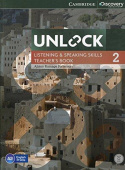 Unlock Listening and Speaking Skills 2 Teacher's Book with DVD