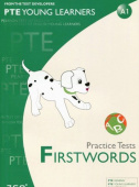 PTE YL Practice Tests FIRSTWORDS