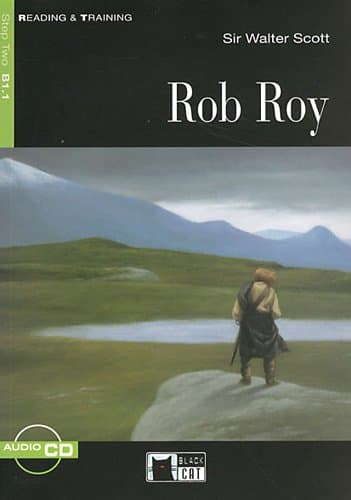 Reading & Training Step 2:  Rob Roy + Audio CD