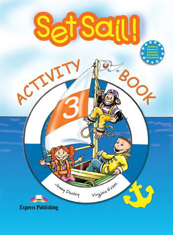 Set Sail! Level 3 Activity Book