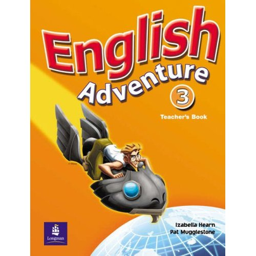 English Adventure 3 Teacher's Book