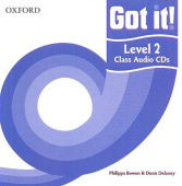 Got it! 2: Class Audio CDs