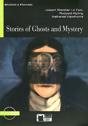 Reading & Training Step 2:  Stories of Ghosts and Mystery + Audio CD
