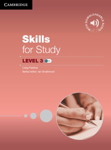 Skills for Study 3 Student's Book with Downloadable Audio