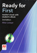 Ready for First 3rd Edition + eBook Teacher's Pack